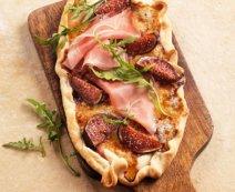 Feigen-Gorgonzola-Tarte