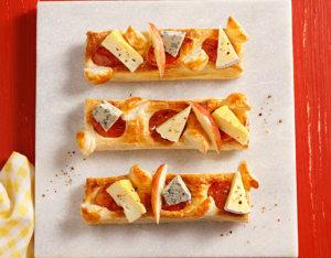 Fingerfood mit Käse