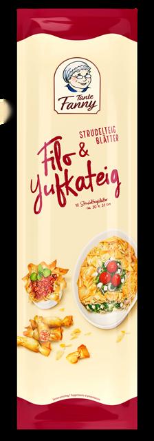 Filo- & Yufkateig