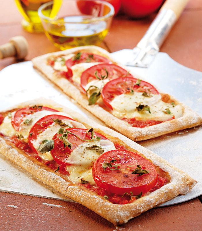 Pizzaschnitte Tomate-Mozzarella Tante Fanny