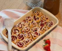 Erdbeer-Schnecken