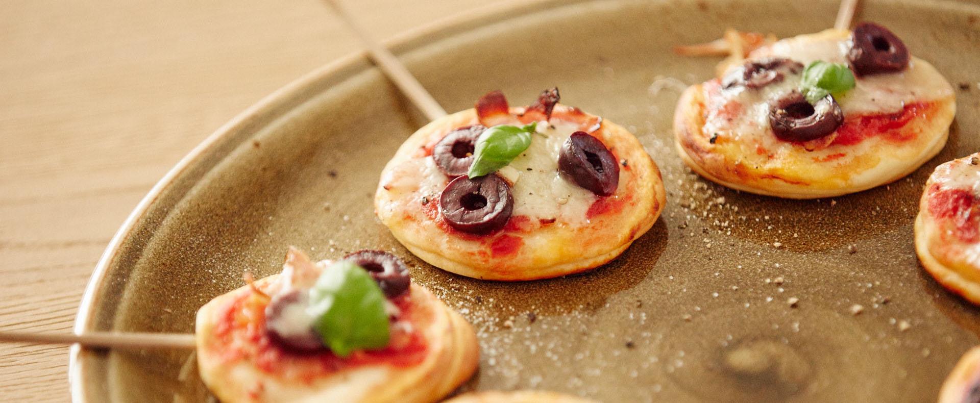 Pizza Pops Tante Fanny