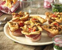Eierschwammerl Muffins
