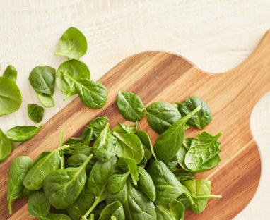 Rezepte mit Spinat