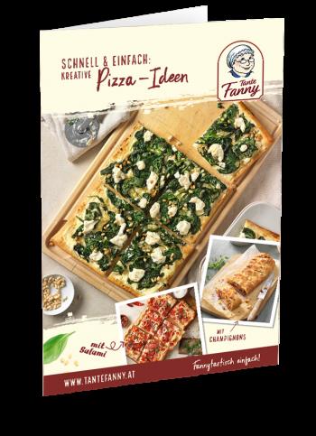 Rezeptheft Pizza Schnell und Einfach