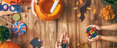 Schaurig schönes Halloween