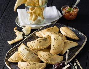 Fisch-Empanadas