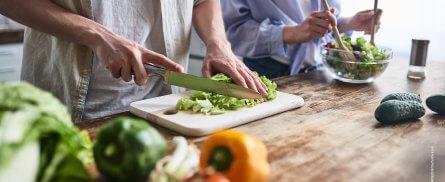 Kochanfänger kocht