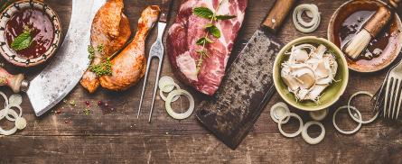 Rubs und Marinaden für Grillfleisch