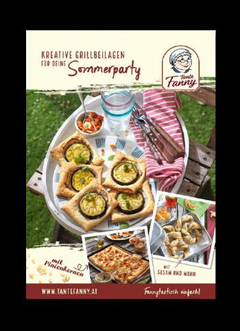 Rezeptheft Sommerparty Grillbeilagen