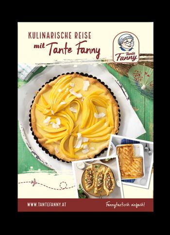 Rezeptheft Kulinarische Reise