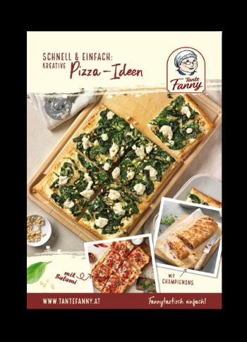 Rezeptheft Pizza