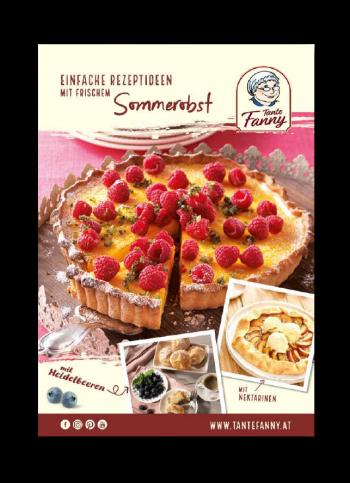 Rezeptheft Sommerobst