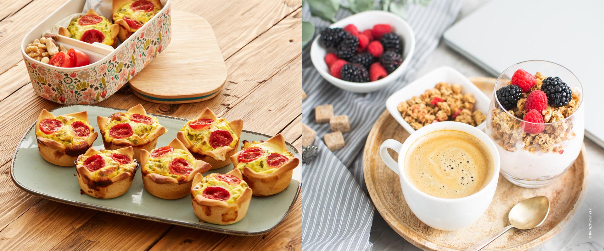 Saisonale Lunchbox Muffins